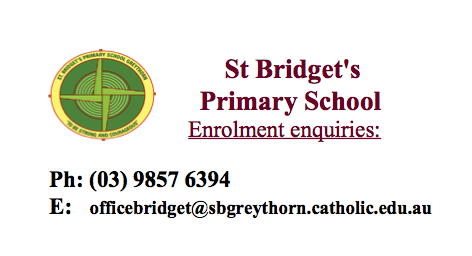 St Bridget's Primary School